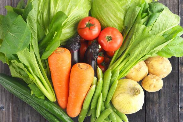 ルテインを多く摂れる野菜レシピ